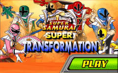 Power rangers samurai games super samurai super transformation voltagebd Choice Image