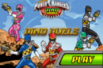 power rangers dino charge dino duels