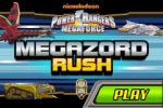 power rangers megaforce mega zord rush