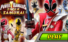 Power rangers games samurai power rangers super samurai voltagebd Choice Image